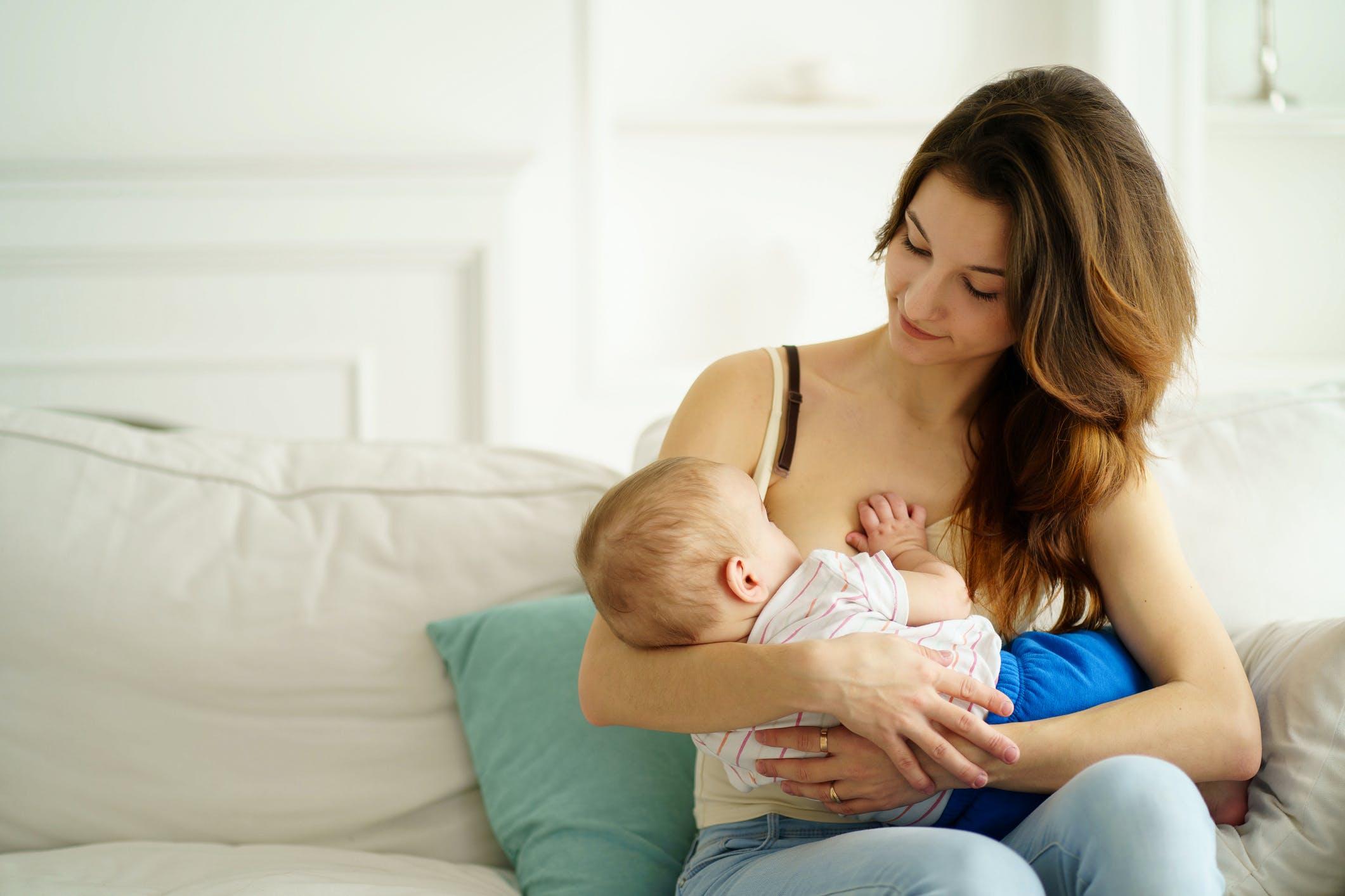 5 aliments pour stimuler la lactation